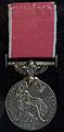 British Empire Medal 1941 in WM Police Museum.jpg