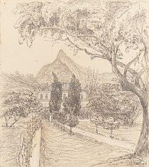 British Legation Caminho Novo de Botafogo 1854