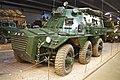 British Saracen Artillery Command Vehicle FV610 (5781700148).jpg