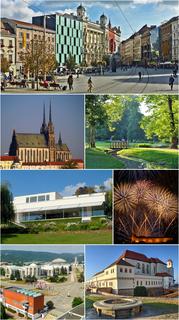 Brno Statutory city in Moravia, Czech Republic