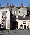 Broad Gate, Ludlow - geograph.org.uk - 1744340.jpg