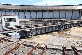 Broadmeadow Locomotive Depot