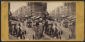 Broadway(street scene with pedestrians, carriages and shops), by E. & H.T. Anthony (Firm).png