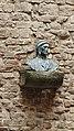 Bronze Bust of Dante Alighieri-Dante's house-Florence.jpg