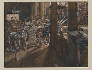 The Tribunal of Annas
