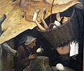 Bruegel il vecchio, proverbi fiamminghi, 1559, 32.JPG