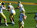 Bruins on offense at UCLA at Cal 2010-10-09 33.JPG