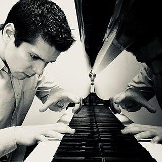 Bruno Vlahek Croatian-born pianist and composer (born 1986)