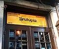 Brutopia Brewpub, Montreal, est. 1997 (24828934386).jpg