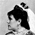 Btv1b8405782w 1 Saint-Saëns - Henry VIII - Illustrations de presse 1903 - Mme Gabrielle Krauss, créatrice du rôle de Catherine d'Aragon.jpg