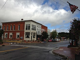 Buchanan, Michigan - Buchanan Downtown Historic District