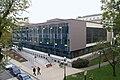Budynek Biblioteki Glownej AGH w Krakowie.JPG