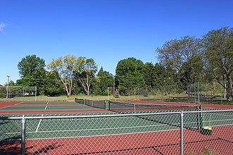 Buhr Park - Buhr Park tennis courts