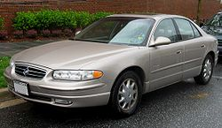1997-2004 Buick Regal