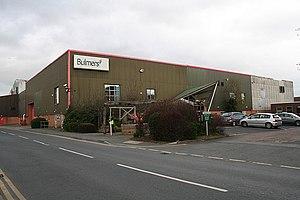 H. P. Bulmer - Bulmer's factory in Hereford