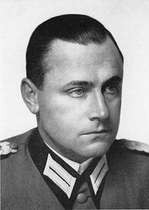 German involvement in the Spanish Civil War - Walter Warlimont, operation leader