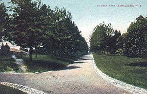 Burnet Park - Burnet Park c.1910