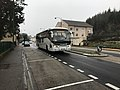 Bus (probablement Philibert transport) à La Valbonne (Béligneux).JPG