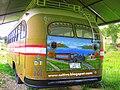 Bus antiguo en representación Pueblito Antiguo Boyacence. Cuítiva - Boyacá. Colombia - panoramio.jpg