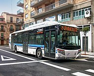 Bus natural gas in Salamanca.JPG