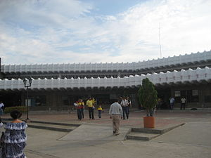 Image:Bus terminal of Valledupar