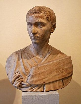 Philip II (Roman Emperor) - Bust of Philippus II