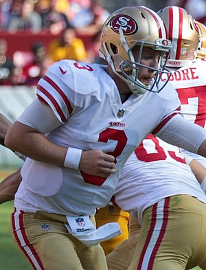 C. J. Beathard - Beathard with the 49ers in 2017