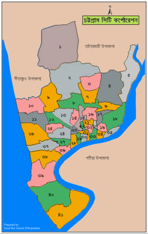 ward maps with Chittagong City Corporation on File Liverpool UK ward map 2010  blank also File Map Tokyo special wards together with Bedazzle Va Jay Jay Vajazzle Jennifer Love Hewitt 97320149 besides File Johnson  A J  Europe  1864 F Austria Hungary furthermore Pasta.