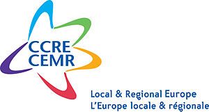 Council of European Municipalities and Regions - Image: CCRE new LOG Os RGB 7 baseline right