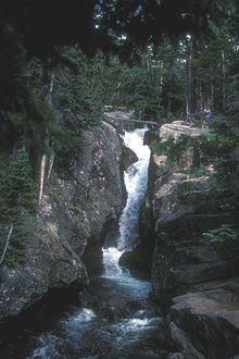 CHASM FALLS, ROCKY MOUNTAIN NAT'L PARK, COLORADO.jpg
