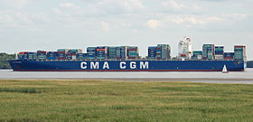 Image illustrative de l'article CMA CGM Medea