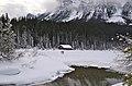 Cabin at Lake Louise - panoramio.jpg
