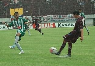 0415b682a7c17 Clássico Ca-Ju no estádio Estádio Centenário pelo Campeonato Gaúcho de 2012.