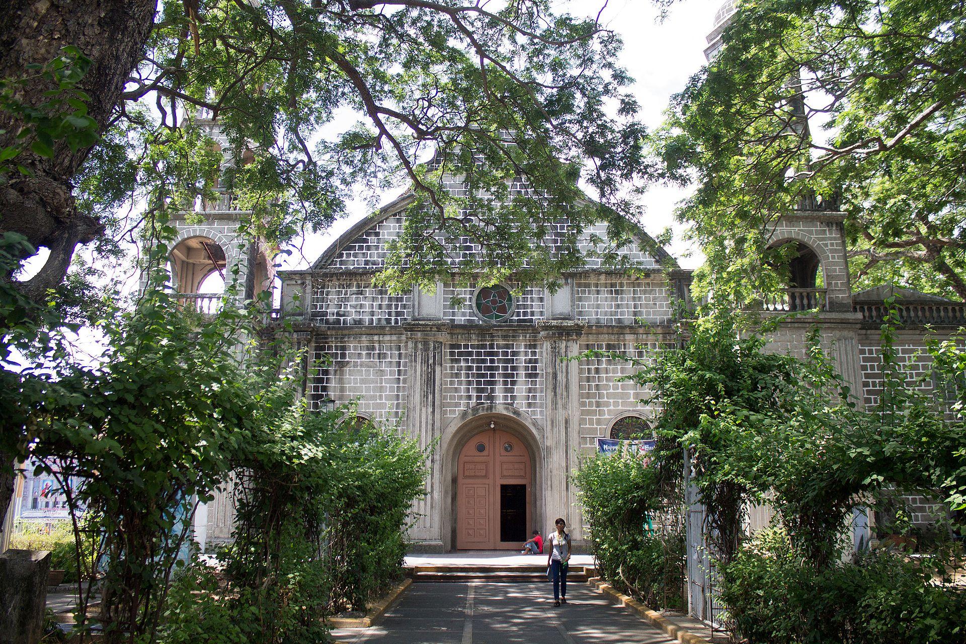Saint John The Baptist Parish Church Calamba Wikipedia