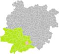 Calignac (Lot-et-Garonne) dans son Arrondissement.png