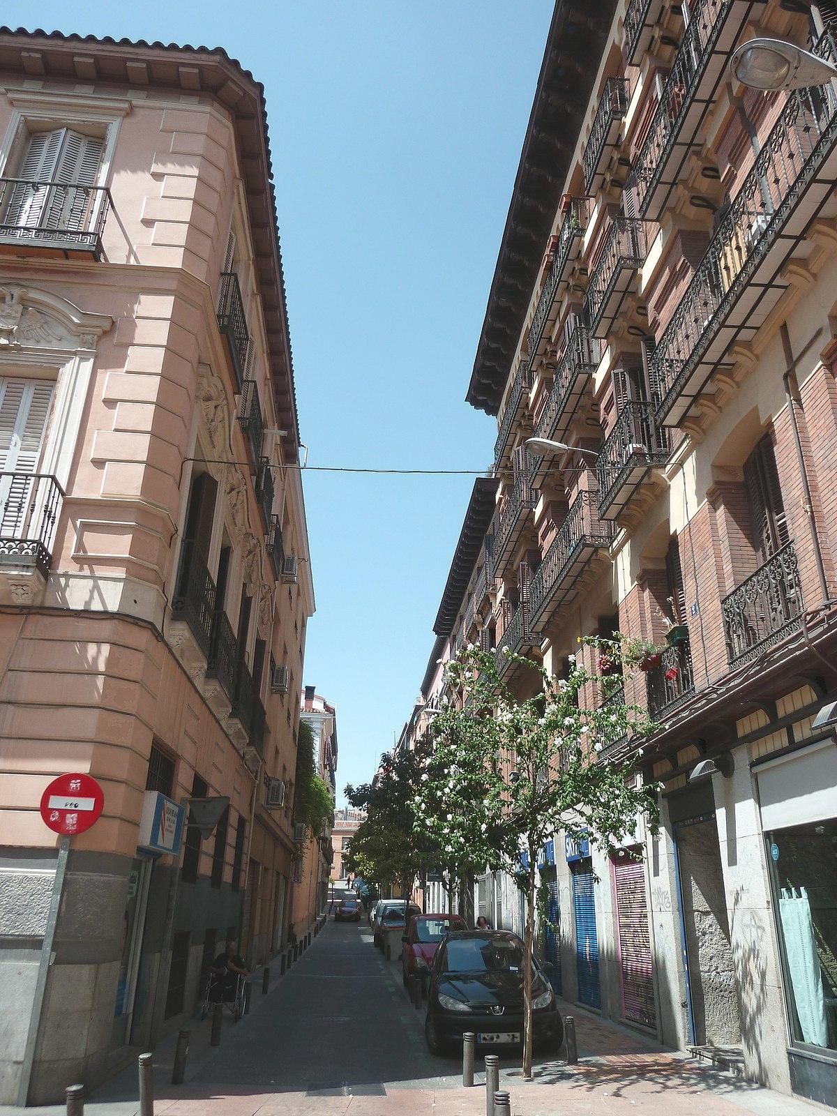 Calle de las pozas wikipedia la enciclopedia libre - Calle nebulosas madrid ...
