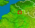 Cambrésis location.png