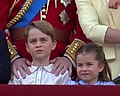Cambridge family at Trooping the Colour 2019 - 09.jpg