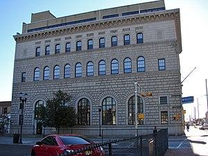 Camden Safe Deposit & Trust Company - Image: Camden Trust Building NJ