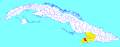 Campechuela (Cuban municipal map).png
