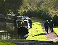 Canal moorings near Kinver, Staffordshire - geograph.org.uk - 1023396.jpg