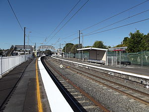 Cannon Hill, Queensland - Cannon Hill railway station