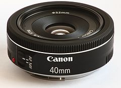 Canon EF 40mm STM lens telephoto version.JPG