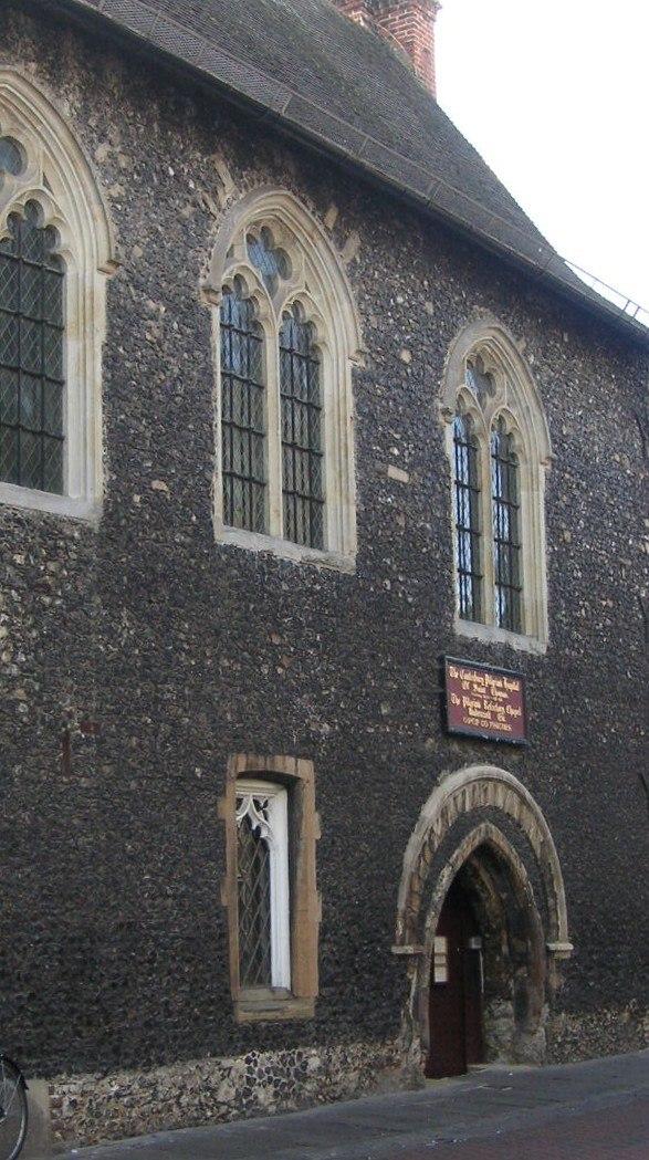 Canterbury 002 St Thomas Hospice