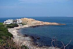 鹤咀海岸保护区
