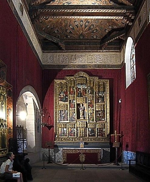 File:Capilla Alcazar Segovia.jpg