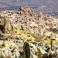 Cappadocia, Uchisar, Nevşehir - panoramio.jpg