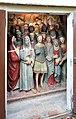 Cappella dell'andata al calvario, edicola del crucifige attr. a benedetto buglioni, 01.jpg