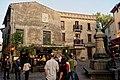 Carcassonne - La Cité - Place du Château - View East.jpg