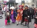 Carnaval des Femmes 2015 - P1360696 - Place du Châtelet (Paris).JPG